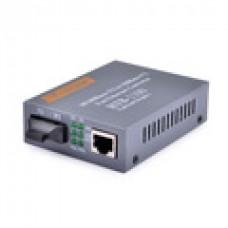 Медиаконвертер NetLink HTB-GS-03B WDM 1000Mbits, одномод, 1310nm, разъем SC, рабочее расстояние до 20км
