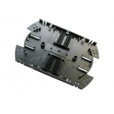 СКУ-1 сплайс-кассета, тип 1 (пластик.)
