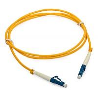 LC UPC-LC UPC SM Simplex 3мм патч-корд --1м