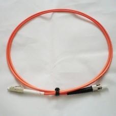LC/UPC-ST/UPC Simplex 2.0mm OM1 62.5/125um патч-корд --1м многомод