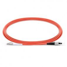 LC/UPC-FC/UPC Simplex 2.0mm OM1  62.5/125 патч-корд --1м многомод