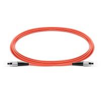 FC/UPC-FC/UPC Simplex 2.0mm OM1 62.5/125 патч-корд --1м многомод